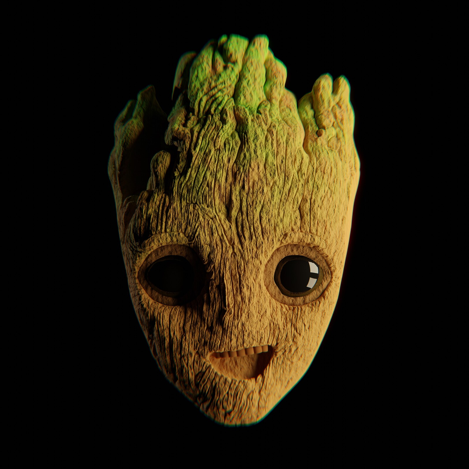 """I am Groot""