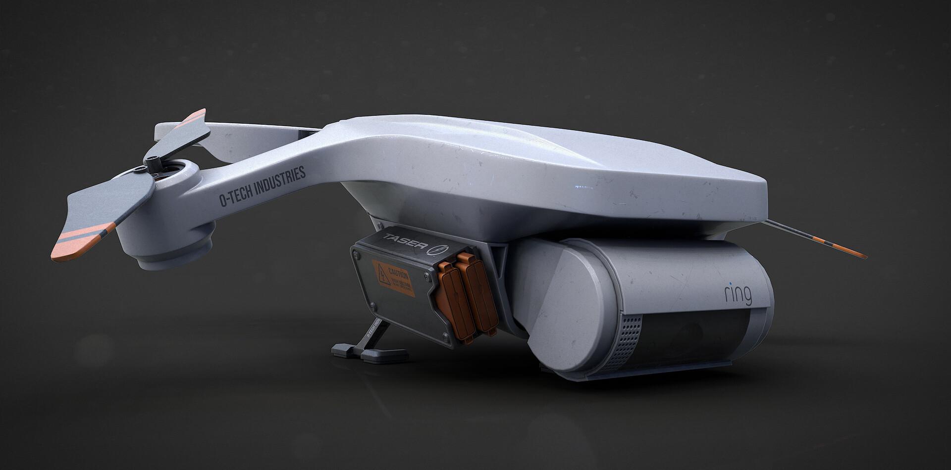 Mathew o drone 2