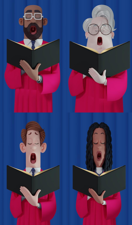 Jim mcneill choir 121819