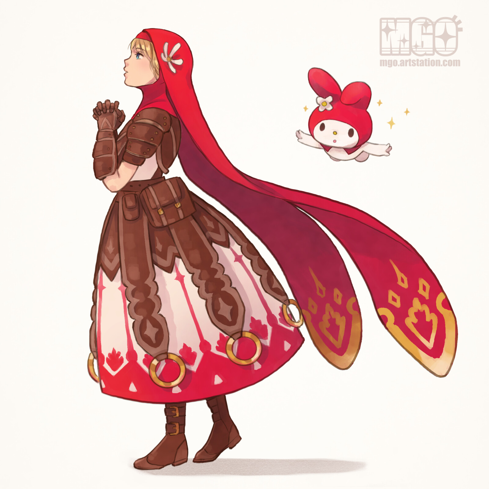 My Melody Cleric