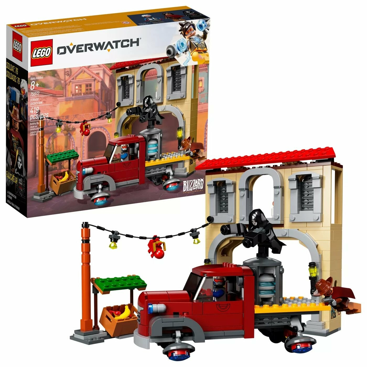 EXTRA: Could not resist showing this here, LEGO made a set featuring the payload I worked on! :D