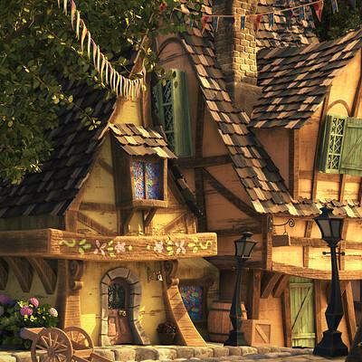 Winnie mai village 2