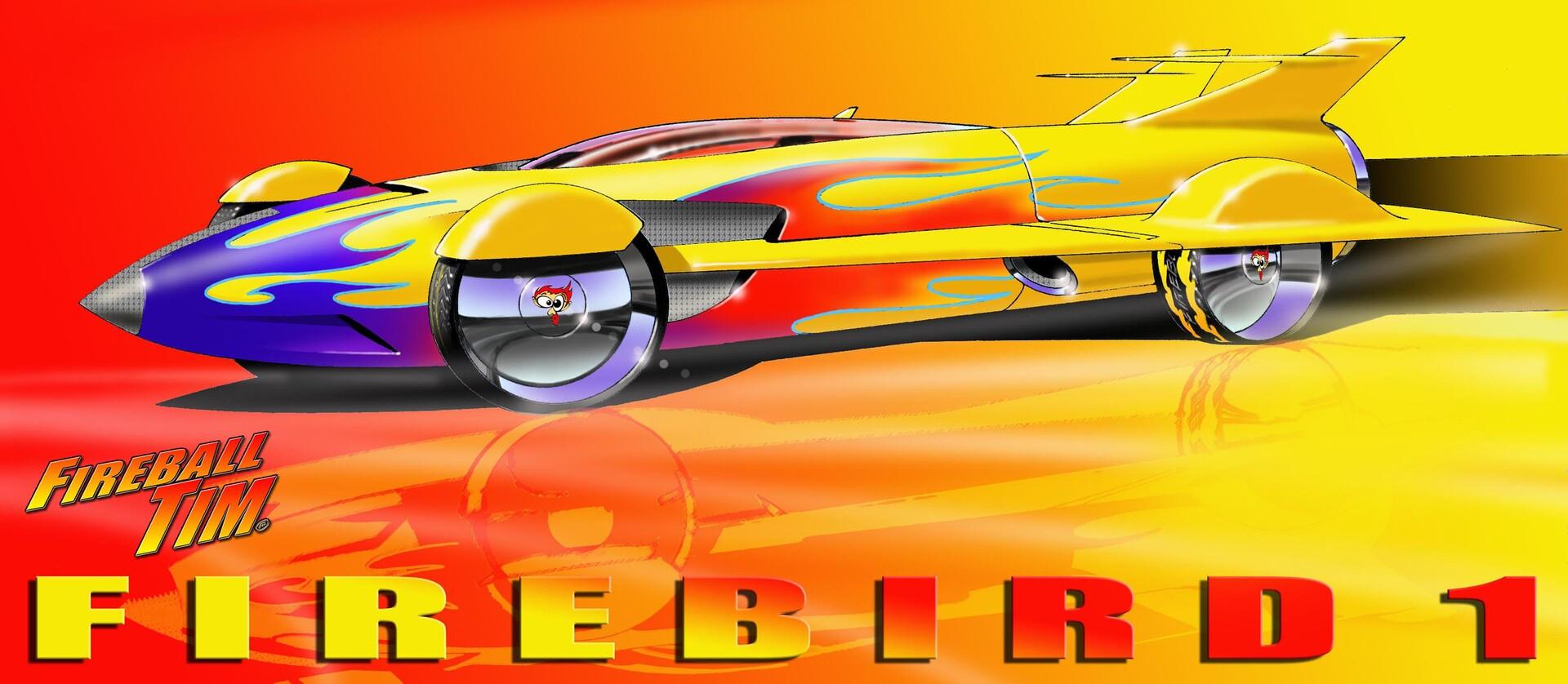 FIREBIRD 1 CONCEPT - Client - General Motors