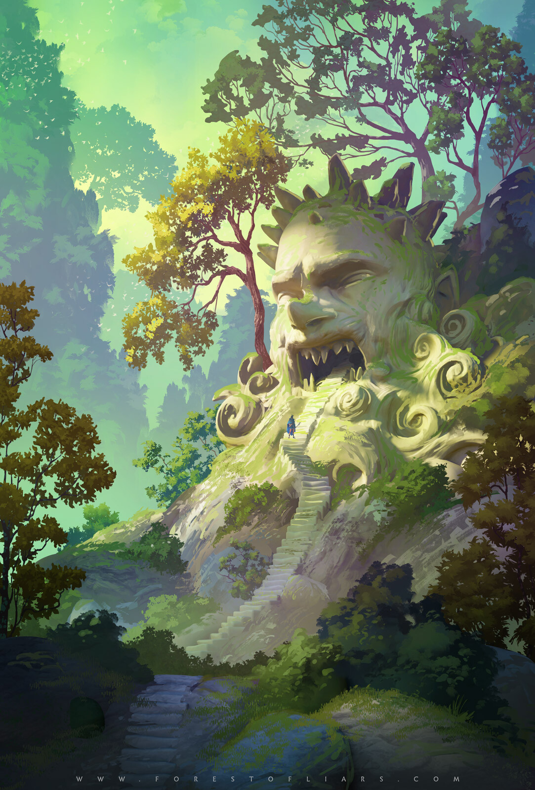 Forest of Liars : Demon Teeth