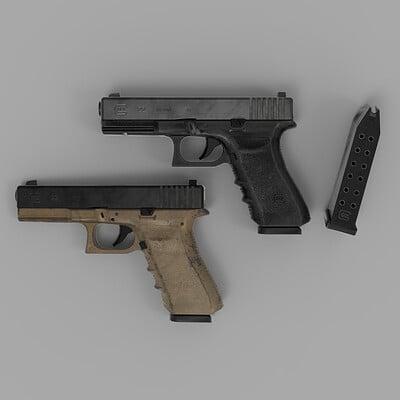 Federico zimbaldi glock 22 961