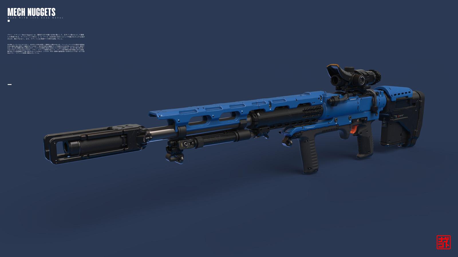 MN_VR Guns