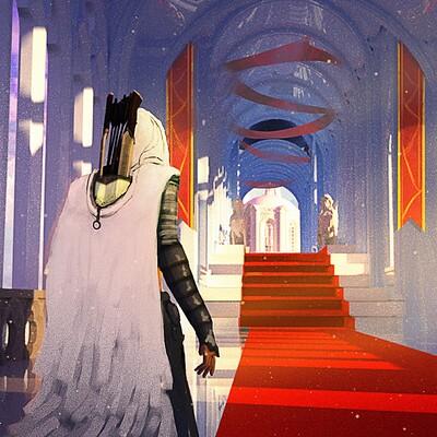 Taha yeasin day81 the hallway