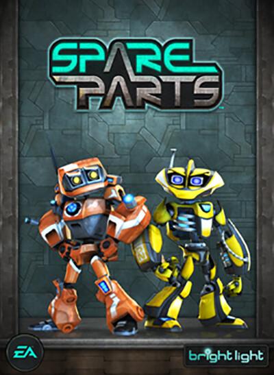 2010 - Spare Parts - XBox360 / PS3
