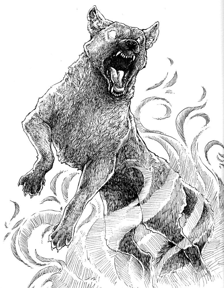 Angry Spirit