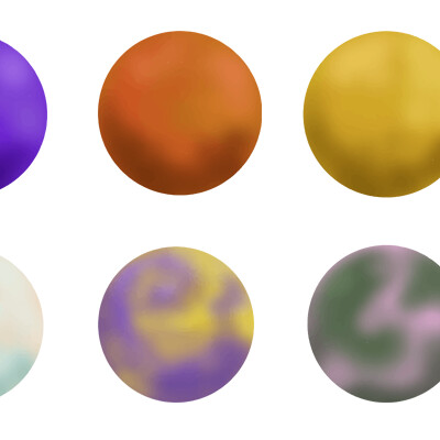 Celine cavanaugh planet sprite sheet