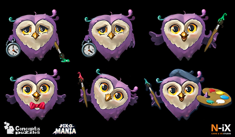 Pix-o-Mania
