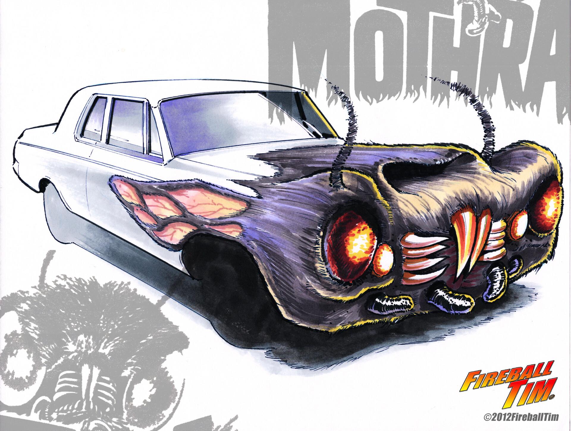 MOTHRA - CLIENT PICTURE CAR WAREHOUSE
