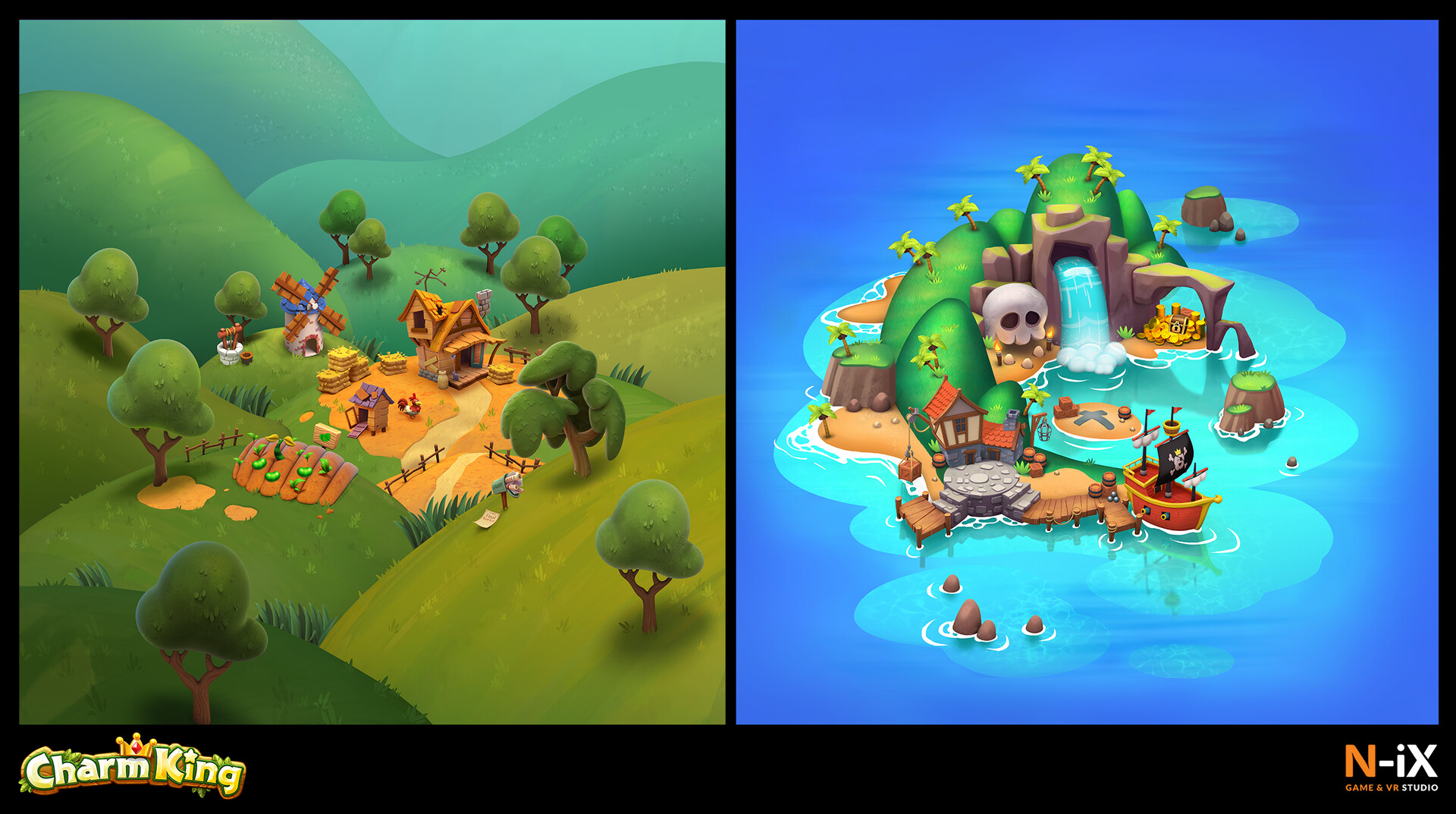 Charm King