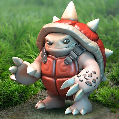 Vladimir voronov wise turtle