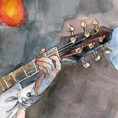 Yiska chen girl guitar2 dec2019