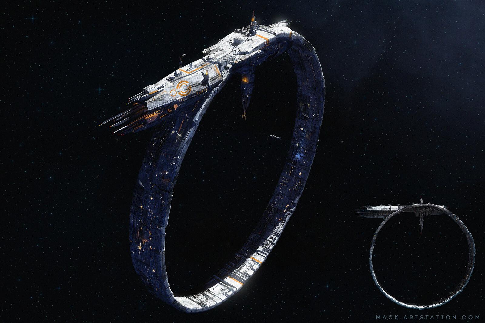 Vesperian Mining Ring
