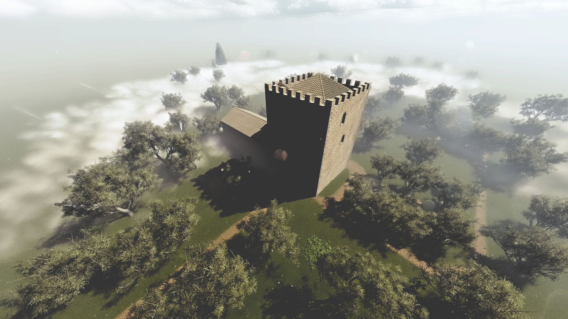 Phase 3 - Medieval Tower