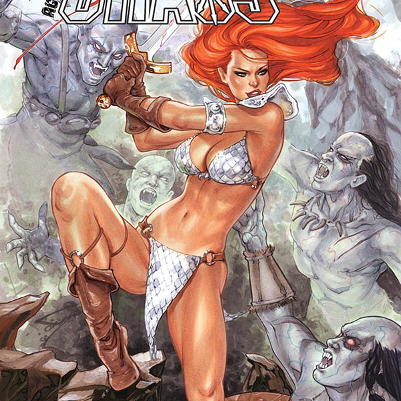 Red Sonja: Age of Chaos #1