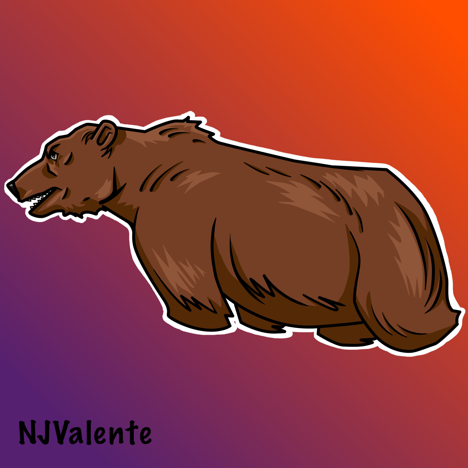 Nick valente bearnobg