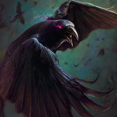 Maciej laszkiewicz crow token1