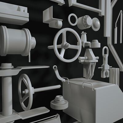 Yuriy romanyk kit industrial 32