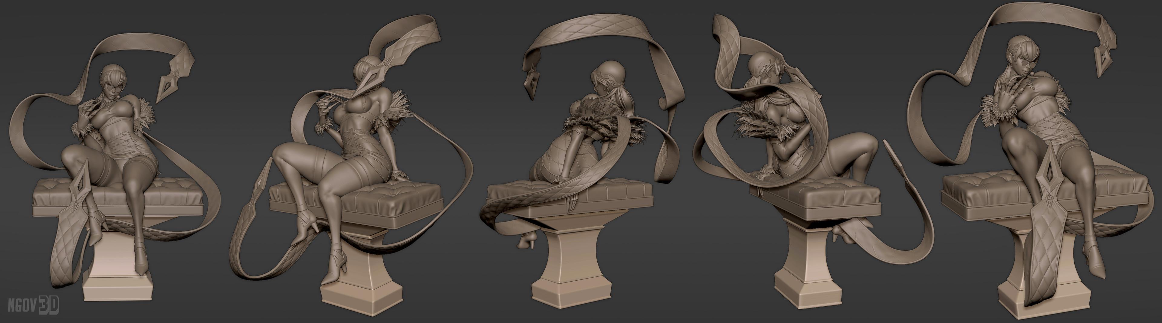 Sculpt Turnaround