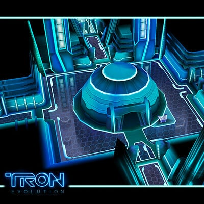 Disney's Tron Evolution DS