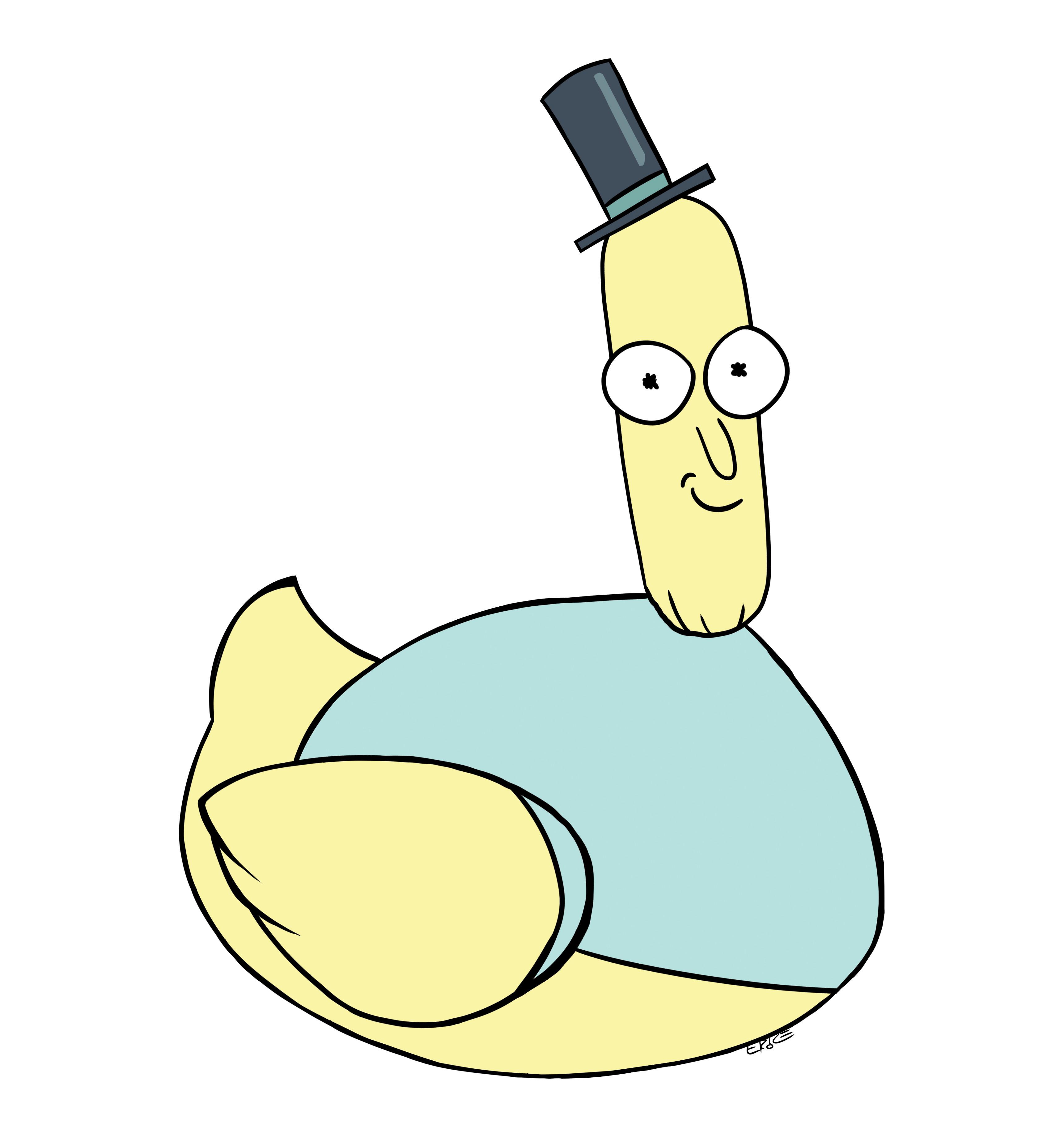 Mr. Poopy Quackhole