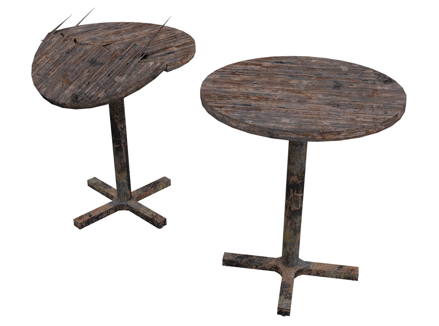 Table re-textured and altered by me.