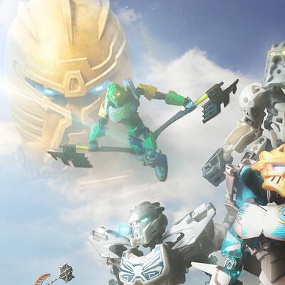 Film bionicx bionicle 2020 matanui