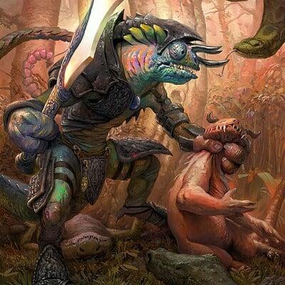 Chameleon Monster (a)