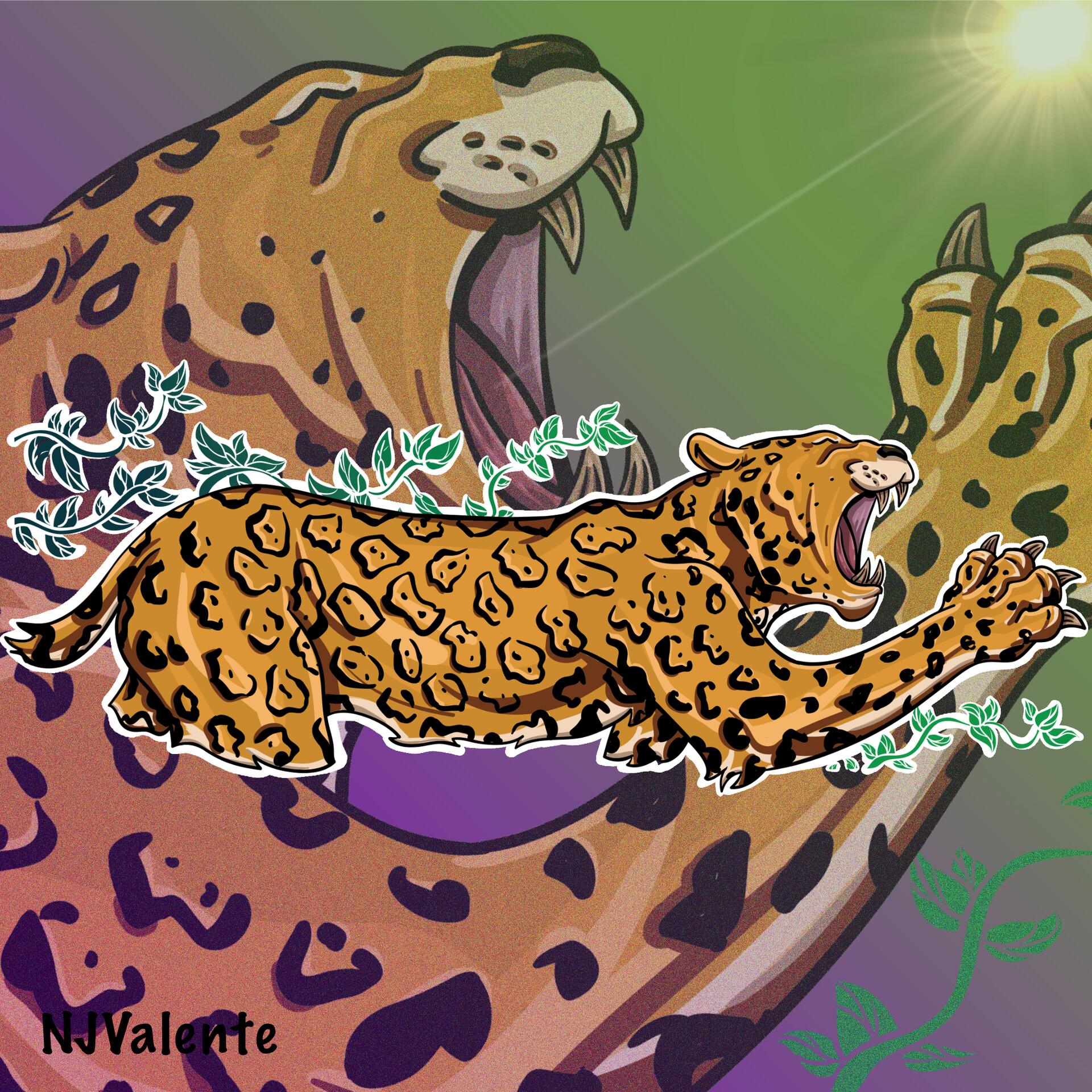 Nick valente jaguar
