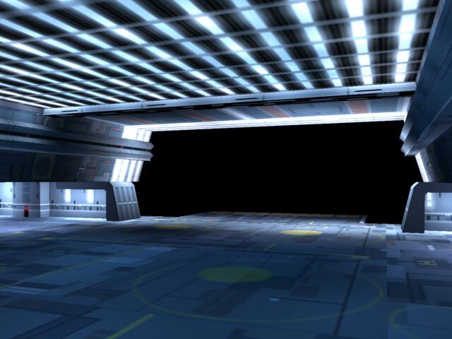 Rebel Hangar Ship Selection Environment