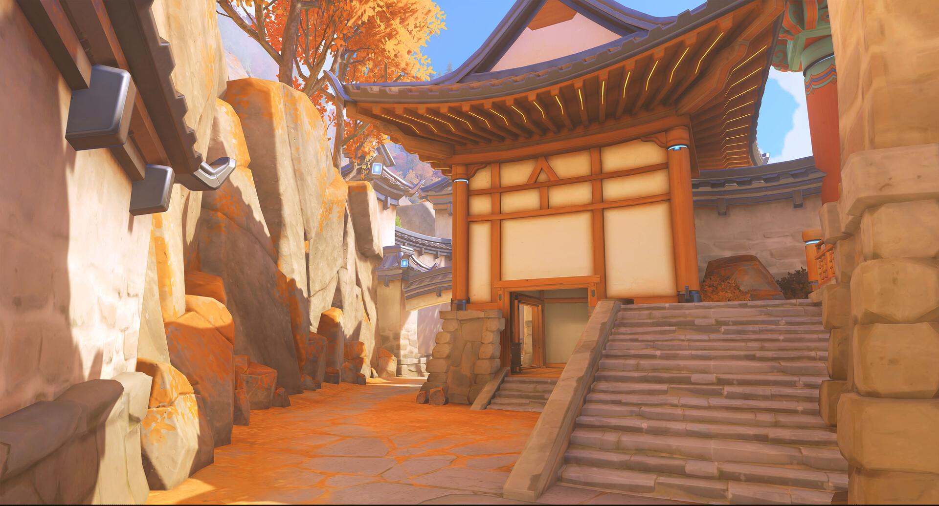 Helder pinto busan temple 09