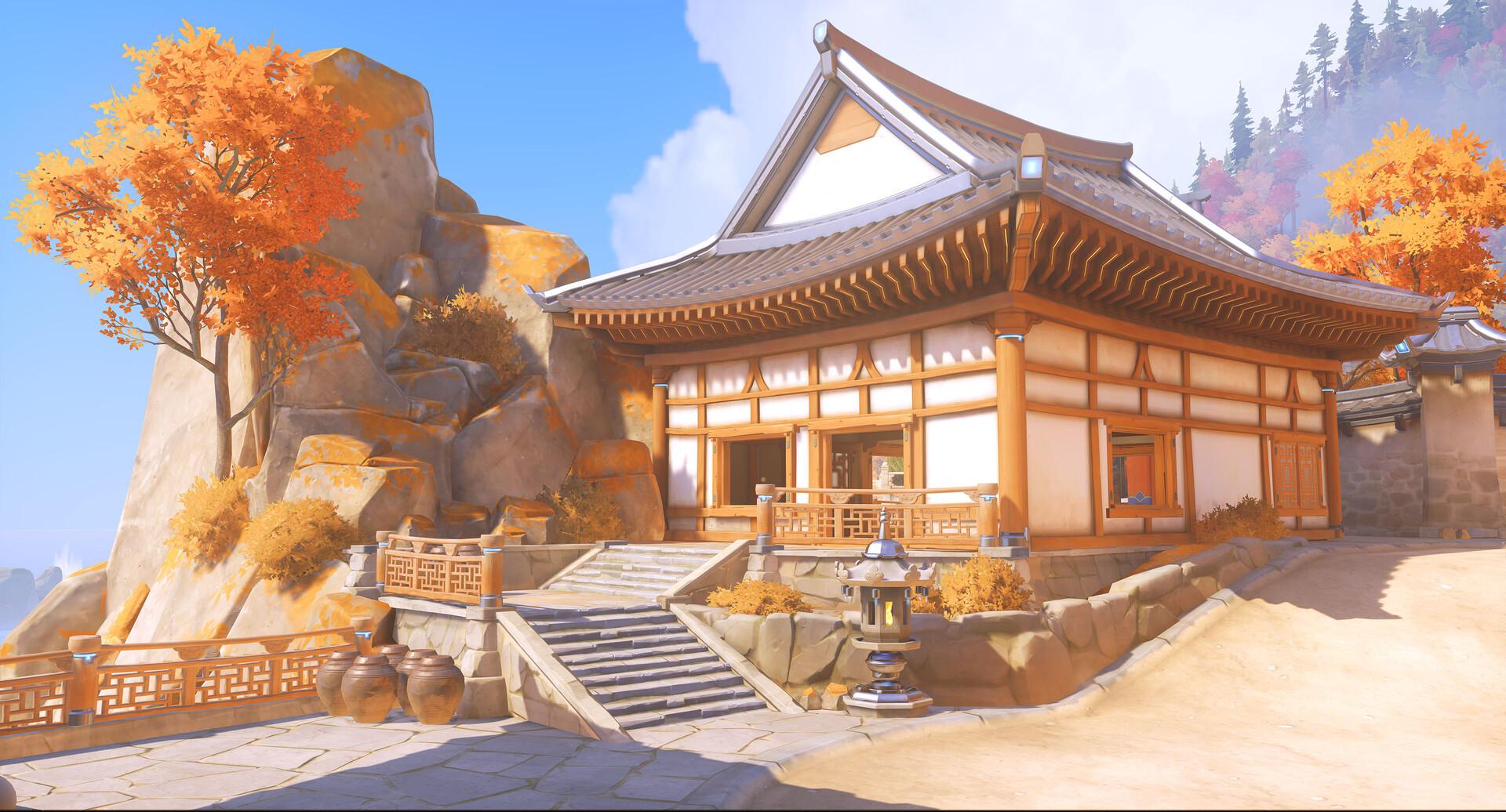 Helder pinto busan temple 07