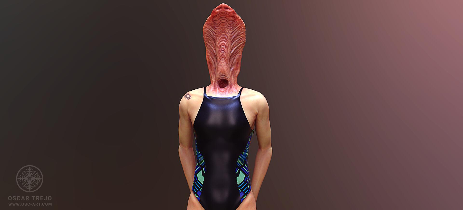 Oscar trejo swimmer4