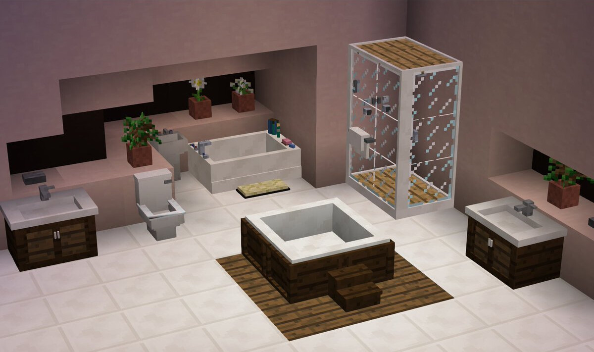 Furniture #6 - Bathroom