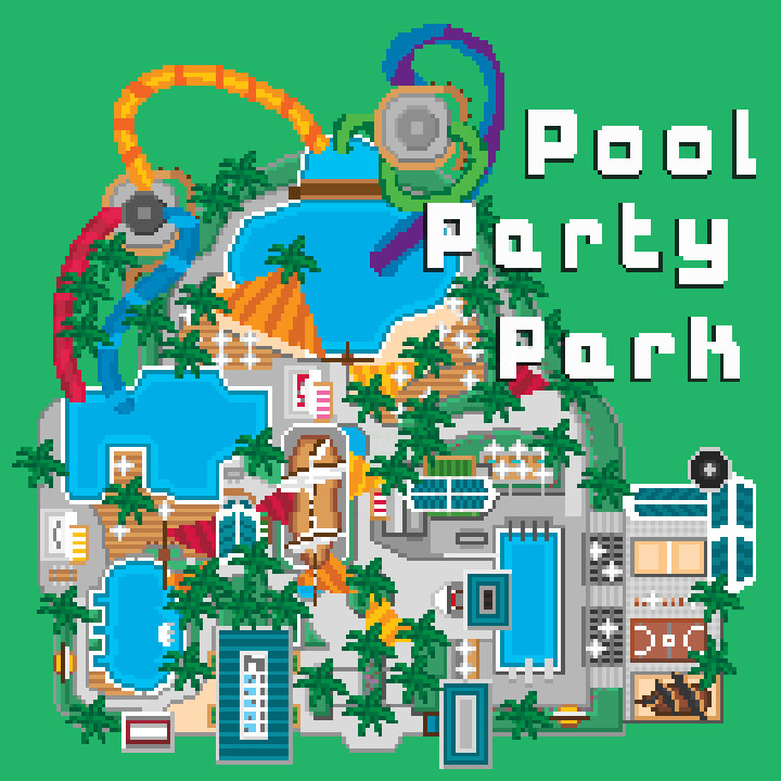 Pool Party Park