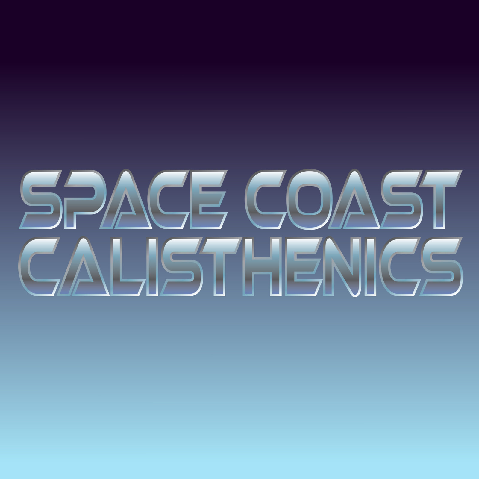 Space Coast Calisthenics Logo Design