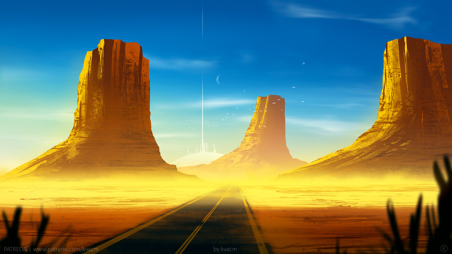 Dusty Route