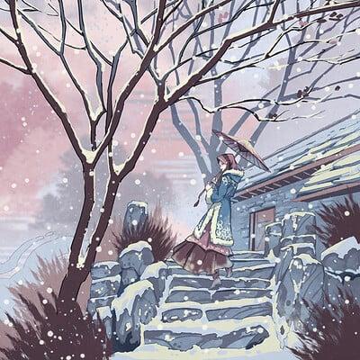 Ann maulina snow