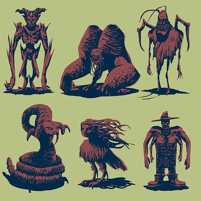 Marcos torres demons