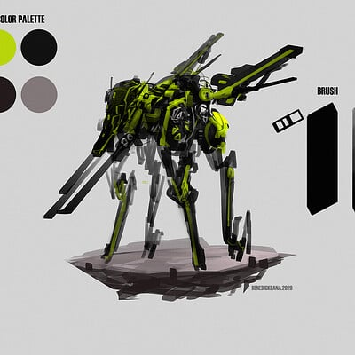 Benedick bana quadrob final 2
