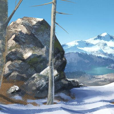 Luca malisan montagna 001