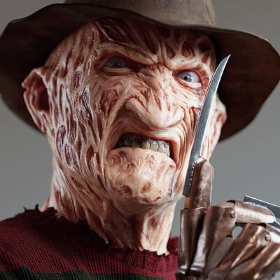 Tom isaksen freddy render crop