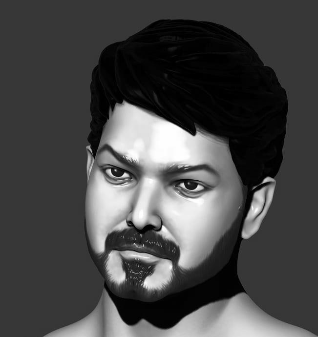 Vijay Model Photos