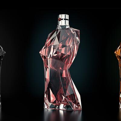 Dylan monin design parfum