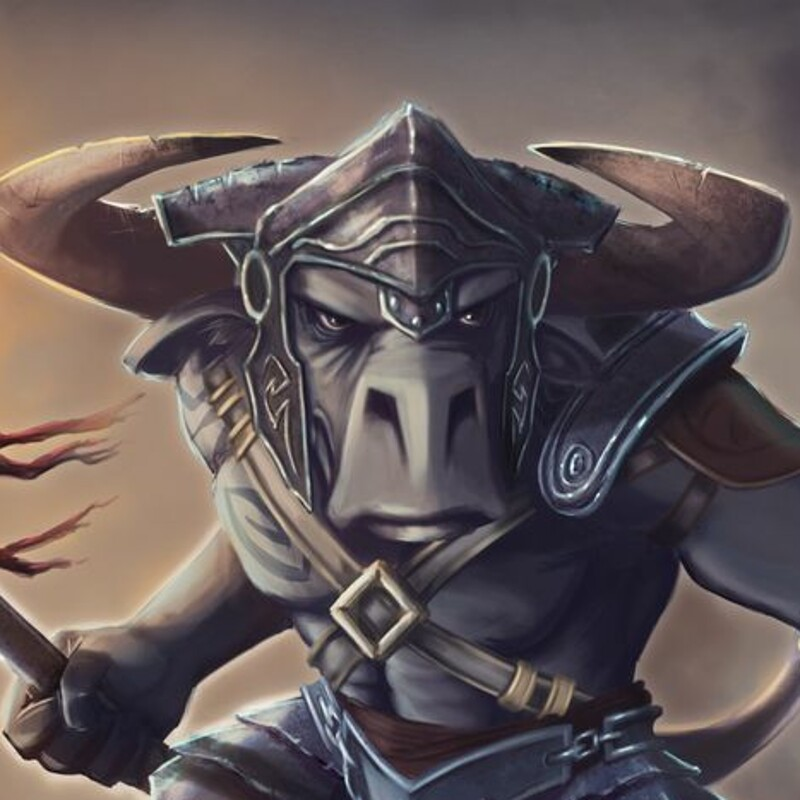 Warrior Minotaur