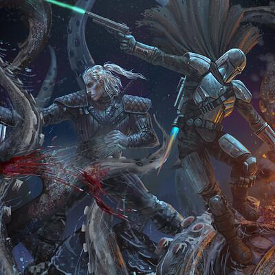 Sax irfan hunters