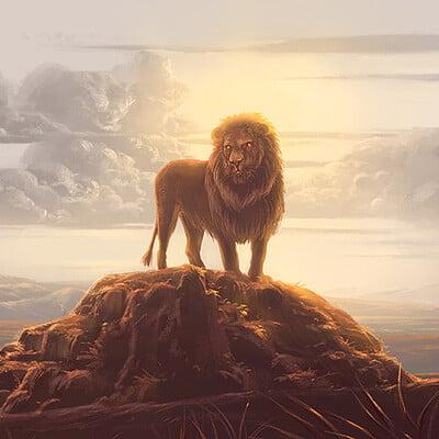 Nele diel lion